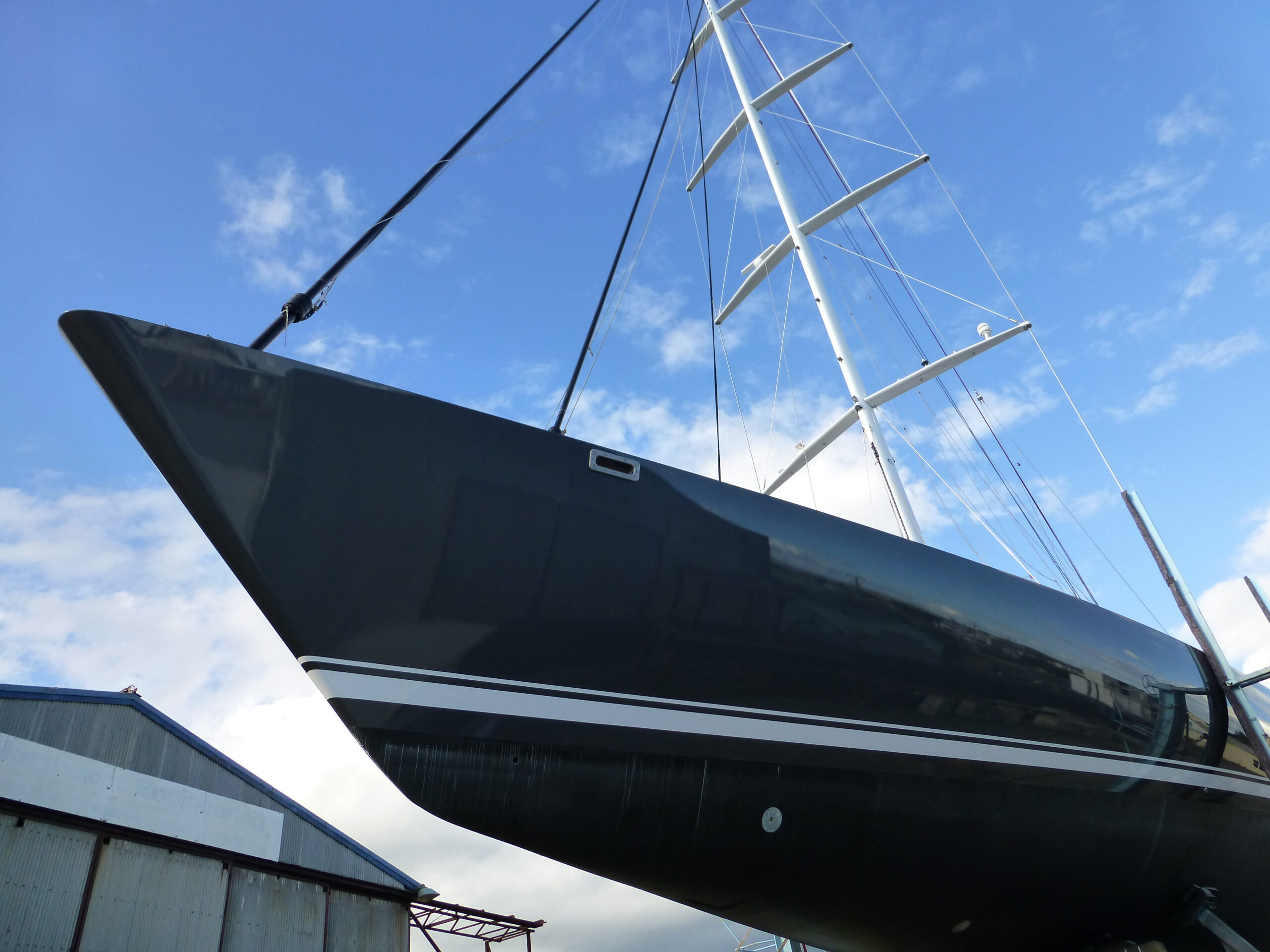 Oceania Marine Shipyard - 37M Dubois - Ready for Relaunch (14)